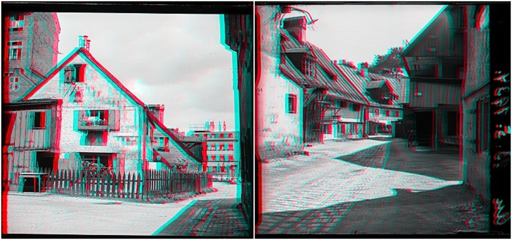 Archiv Historical Images Anaglyphs